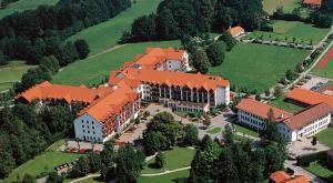 Rehakliniken Bayern: m&i-Fachklinik in Bad Heilbrunn Deutschland