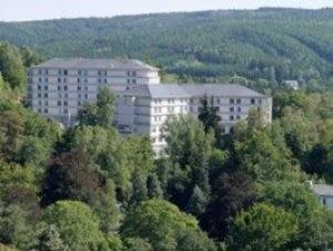 Paracelsus-Klinik Am Schillergarten Bad Elster Sachsen Deutschland