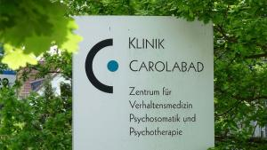 Rehakliniken Sachsen: Celenus Klinik Carolabad Chemnitz Sachsen Deutschland