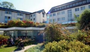 Rehakliniken Sachsen: Rehabilitationsklinik Miriquidi Thermalbad Wiesenbad