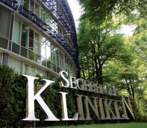 Rehakliniken: Segeberger Kliniken Bad Segeberg Schleswig-Holstein Deutschland