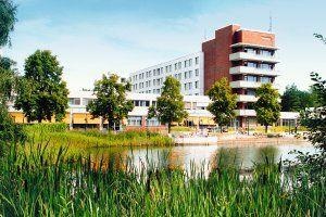 Rehaklinik Schleswig-Holstein: Reha-Zentrum Mölln Klinik Hellbachtal Deutschland