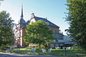 Rehakliniken Ostsee: Rehaklinik Schloß Schönhagen Schleswig-Hotstein Deutschlan