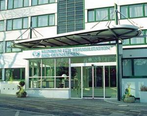 Rehakliniken: MEDIAN Klinik am Park - Bad Oeynhausen Nordrhein-Westfalen Deutsch