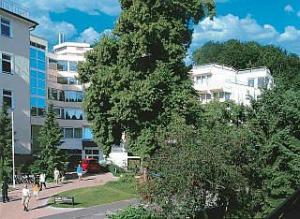 Rehaklinik deutsche Rentenversicherung: Klinik Kurhessen in Bad Sooden-Allendorf