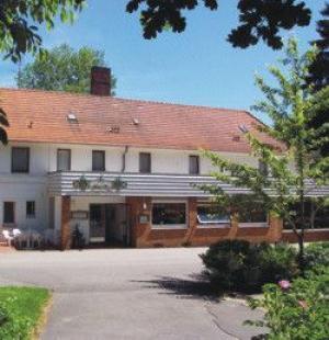 Sanatorium / Kurhaus: Kurhaus Wilmsmeier - Bünde Nordrhein-Westfalen Deutschland