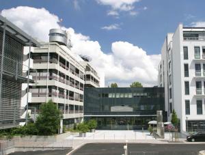 Rehakliniken Hessen: Kerckhoff-Klinik in Bad Nauheim
