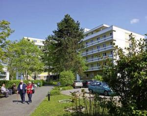 Rehakliniken Hessen: MEDIAN Klinik am Südpark in Bad Nauheim
