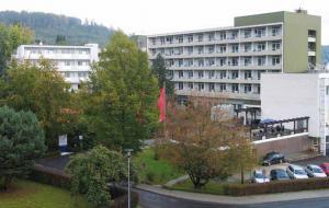 Rehakliniken Hessen: Knappschafts-Klinik in Bad Soden-Salmünster