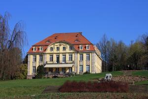 Rehakliniken Hessen: Schlosspark-Klinik in Gersfeld