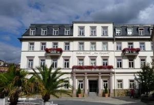 Rehakliniken Bayern: Rehaklinik Am Kurpark in Bad Kissingen