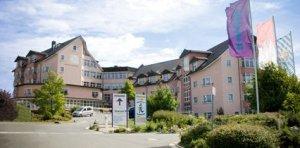Rehaklinik Bayern: Alexander von Humboldt Klinik Bad Steben Deutschland