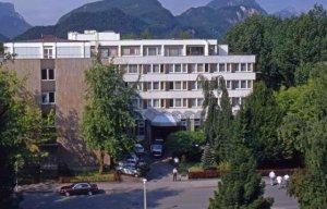 Rehaklinik Bayern: Klinik Alpenland Bad Reichenhall Deutschland