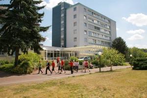 Rehaklinik Deutschland: Rosentrittklinik in Bad Rappenau Baden-Württemberg