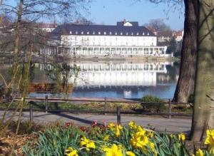 Kurklinik Thüringen: Asklepios Katharina-Schroth-Klinik Bad Salzungen Deutschlan