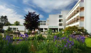 Rehaklinik Sachsen-Anhalt: MEDIAN Saale Reha-Klinikum Klinik 1 Bad Kösen