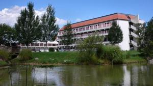 Saale Reha-Klinikum Klinik 2 - Bad Kösen Sachsen-Anhalt Deutschland
