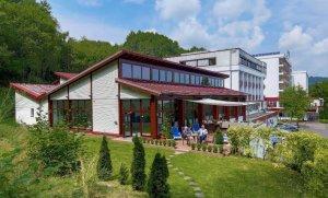 Rehakliniken Hessen: Klinik Bellevue in Bad Soden-Salmünster