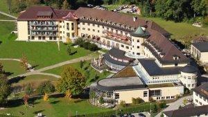Rehaklinik Bayern: Chiemgau-Klinik Marquartstein Bayern Deutschland