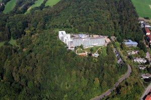 Rehakliniken: Klinik Rosenberg - Bad Driburg Nordrhein-Westfalen Deutschland
