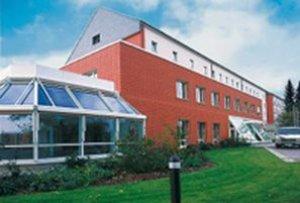Rehaklinik Bayern: Reha-Zentrum Bad Steben Klinik Franken Deutschland