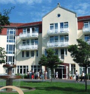 Kurkliniken Brandenburg: Fontana-Klinik - Bad Liebenwerda Brandenburg Deutschlan