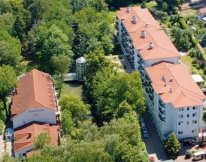 Kurparkklinik - Heilbad Heiligenstadt Thüringen ...