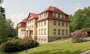 """DRK-Mutter-Kind-Kureinrichtung """"Haus am Jonsberg"""" - Jonsdorf Sachsen Deutschland"""
