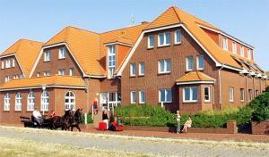 """Evangelisches Therapiezentrum für Frauen """"Die Insel"""" - Juist Nordsee Deutschland"""