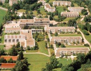 Rehaklinik Bayern: Reha-Zentrum Bad Steben Klinik Auental Deutschland