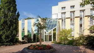 Rehaklinik Thüringen: Klinik Bad Blankenburg Thüringen Deutschland