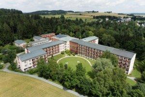 Rehaklinik Bayern: Klinik Frankenwarte Bad Steben Deutschland
