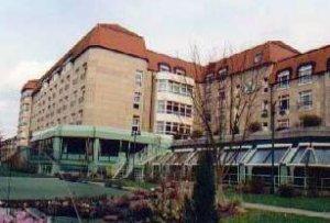 Rehaklinik Bayern: Reha-Zentrum Bad Kissingen Klinik Rhön Deutschland
