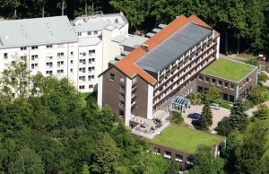 Rehaklinik Bayern: Klinik am Park Bad Steben Deutschland