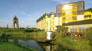 Rehakliniken Niedersachsen: Knappschafts-Klinik Borkum - Borkum Deutschland