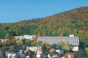 Rehaklinik Bayern: Marbachtalklinik Bad Kissingen Deutschland