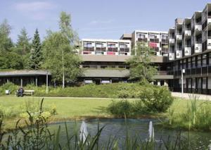 Rehaklinik Baden-Württemberg: MediClin Albert Schweitzer Klinik Königsfeld