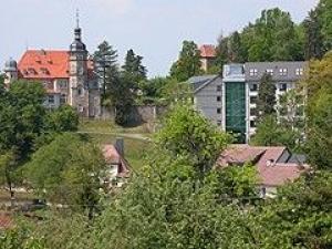 """Mutter-Kind-Kur Thüringen Deutschland - Mutter-Kind-Kurhaus """"Schloß Neuhaus"""""""