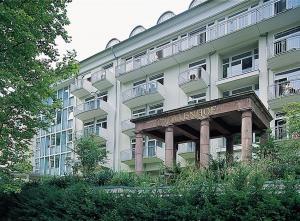 Rehaklinik Deutschland: Neurologisches Rehabilitationszentrum Quellenhof