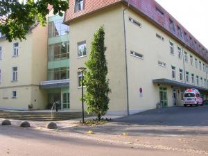 Rehakliniken: Geriatrische Rehabilitationsklinik Radeburg GmbH - Sachsen