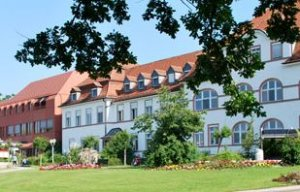 Rehaklinik Bayern: Rangauklinik Ansbach Deutschland