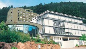 cts-Klinik Schloßberg - Bad Liebenzell Baden-Württemberg Deutschland