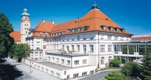 Rehakliniken Bayern Deutschland - Schön Klinik München Harlaching