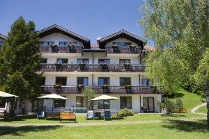 Mutter-Kind-Klinik Bayern: Klinik Sonnenalm Oberstaufen Deutschland