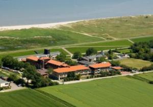 Kuren Niedersachsen: DRK Nordsee-Kurzentrum Horumersiel Nordsee Deutschland