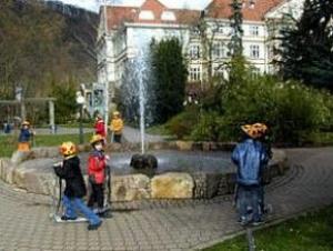 Kinder-Kuren: Viktoriastift Bad Kreuznach Rheinland-Pfalz Deutschland