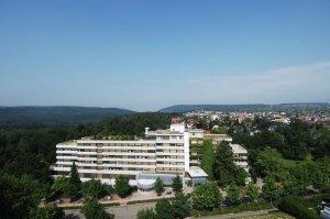 Rehakliniken Baden-Württemberg: SRH Gesundheitszentrum Waldbronn Deutschland