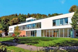 Rehaklinik Bayern: Malteser Klinik von Weckbecker Bad Brückenau Deutschland