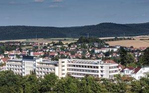 Rehakliniken: Wicker Klinik Bad Wildungen Hessen Deutschland