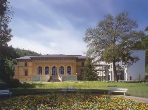 AHG Klinik und Moorbad Bad Freienwalde Brandenburg Deutschland